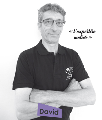 David installateur thermique Poitiers