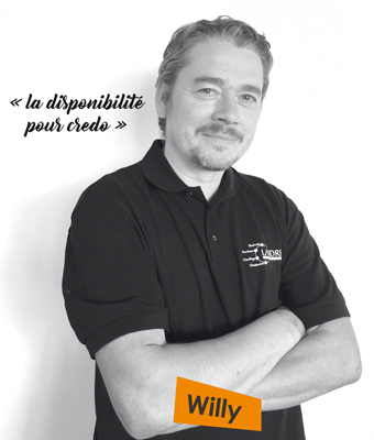 Willy depannage maintenance plomberie Poitiers