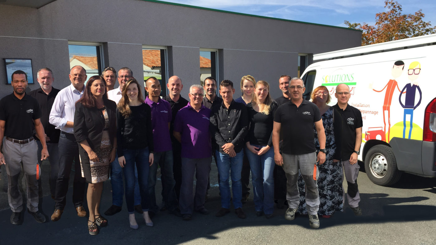 Notre Equipe - Solutions Energies Poitiers - Energies Renouvelables
